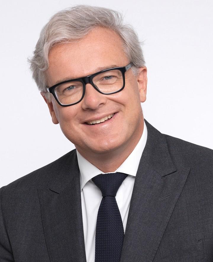 Bertrand Dumazy – Président-directeur général Edenred