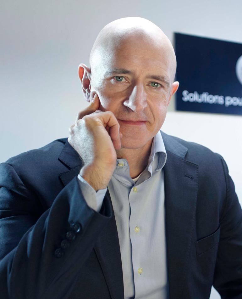 Gianbepppi Fortis – Président du Directoire de Solutions 30