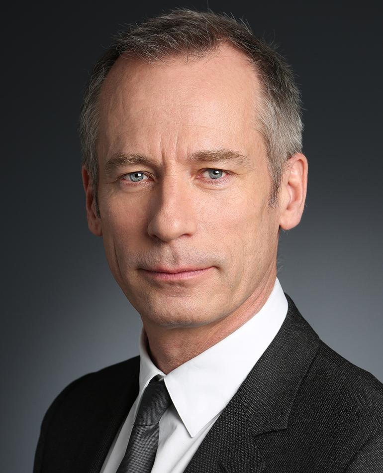 Thierry Jadot – Président Dentsu Aegis Network France, Benelux et Moyen Orient.