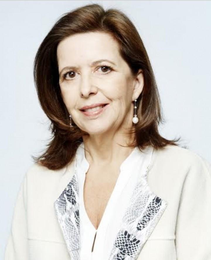 Sophie Bellon – Pdte du conseil d'administration de Sodexo