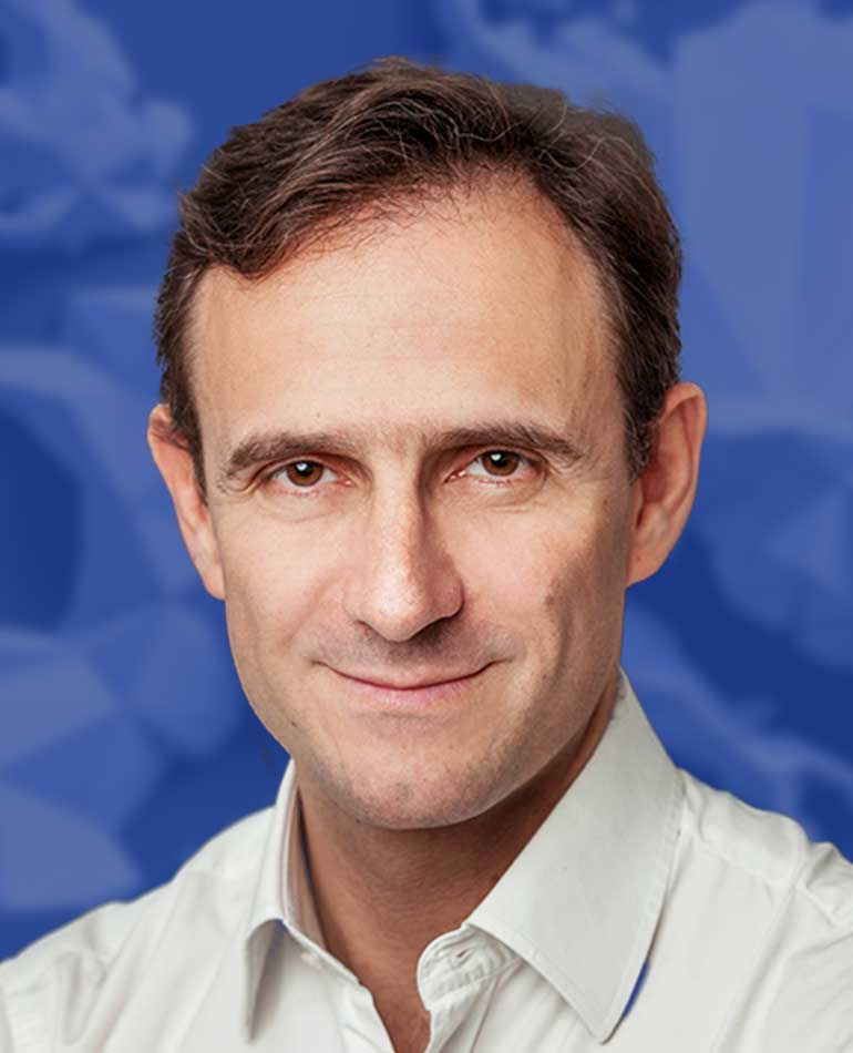 Olivier Sichel – President Fondation Digital New Deal - DGA Caisse des Dépôts
