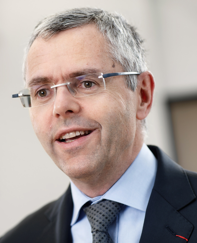 Michel Combes – PDG de Sprint