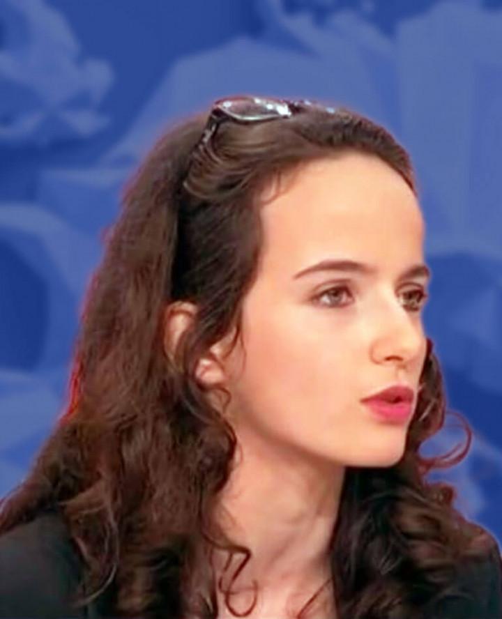 Camille Andrieu, Ancienne élève de l'Ecole nationale d'administration, haut-fonctionnaire.